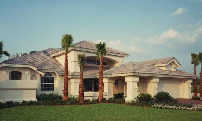 Wynehaven Luxury Florida Home Plan House Plans