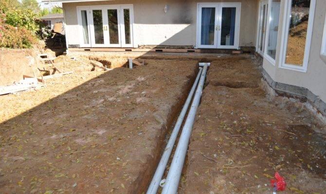 Yard Drain Pipe Types