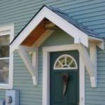Yard Pinterest Front Door Overhang Doors Bungalows