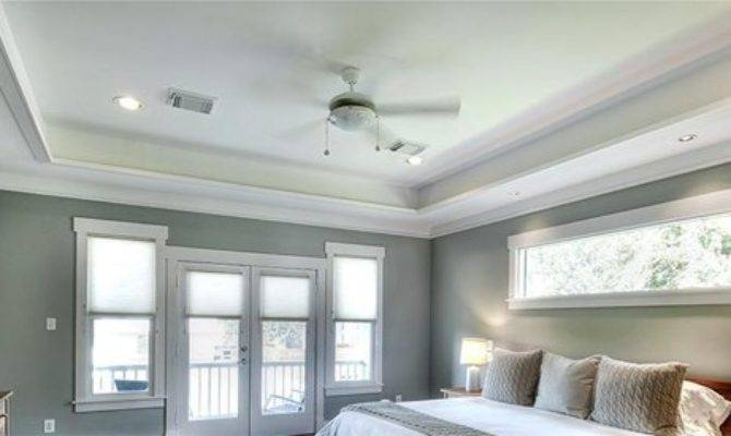 Your Boring Ceiling Tray Ceilings Using
