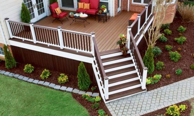 Your Deck Outdoor Design Landscaping Ideas Porches Decks