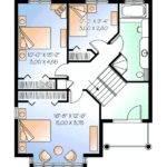 Zero Lot Line House Plans