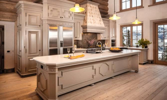 Zspmed Mountain Home Kitchen Design
